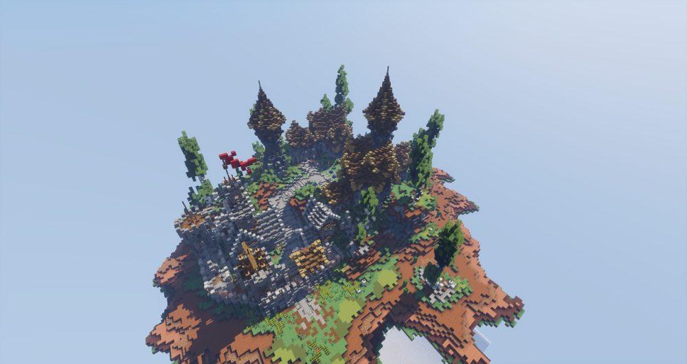Minecraft survival spawn