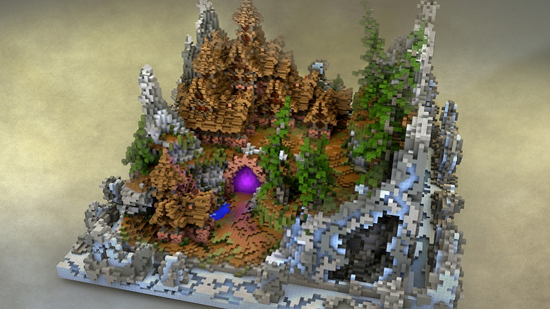 Spawn for Minecraft server