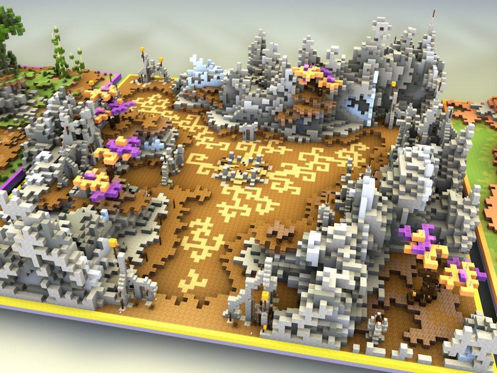 koth for Minecraft server